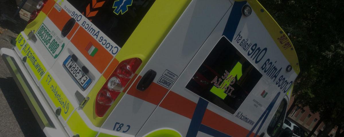 Ambulanza Milano