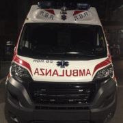 Ambulanza crocemaria