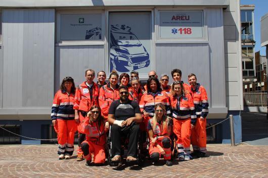 servizio ambulanza privata